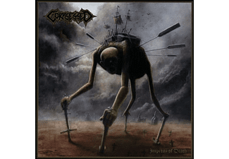 Corpsessed - Impetus Of Death - (CD)