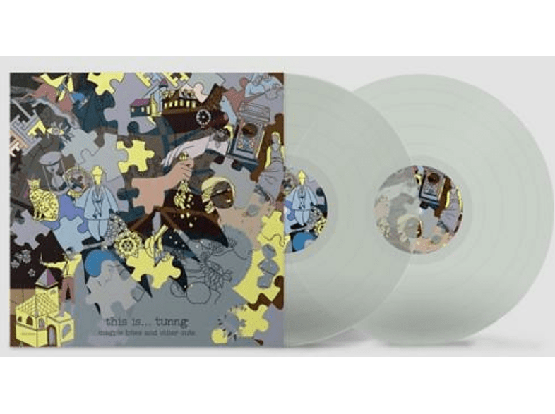 Tunng - This is Tunng...Magpie Bites and Other...(2LP+MP3) [LP + Download]
