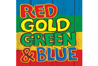 VARIOUS - Red Gold Green & Blue [CD]