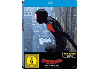 Spider-Man: A new Universe (Steelbook) - (Blu-ray)