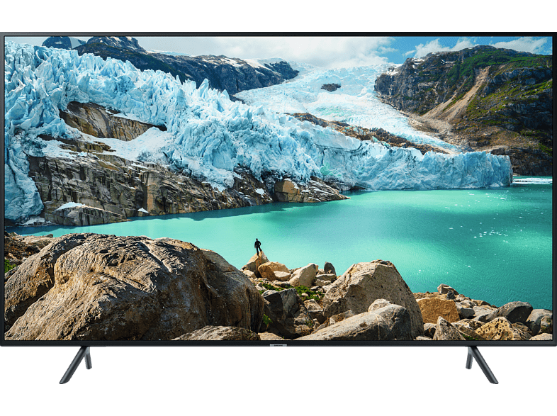 SAMSUNG UE50RU7179UXZG LED TV (Flat, 50 Zoll/125 cm, HDR 4K, SMART TV)