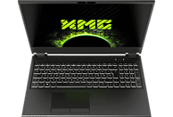 XMG PRO 15 - E19hhn, Gaming Notebook mit 15.6 Zoll Display, Core™ i7 Prozessor, 16 GB RAM, 250 GB SSD, 1 TB HDD, GeForce RTX 2060, Schwarz