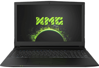 XMG A507 VE - L18hnr, Gaming Notebook mit 15.6 Zoll Display, Core™ i5 Prozessor, 8 GB RAM, 250 GB SSD, GeForce® GTX 1050, Schwarz