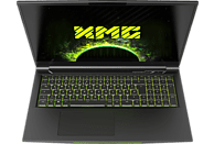 XMG NEO 17 - E19wht, Gaming Notebook mit 17.3 Zoll Display, Core™ i7 Prozessor, 8 GB RAM, 250 GB SSD, GeForce RTX 2070, Schwarz