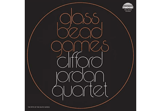 Clifford Jordan Quaratet - GLASS BEAD GAMES - (CD)
