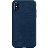 BLACK ROCK The Statement Backcover Apple iPhone Xs Max  Dark Navy