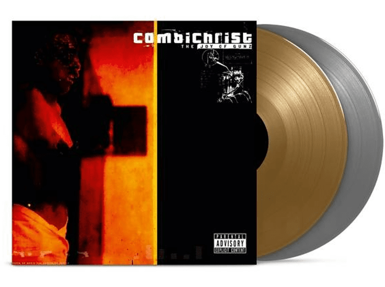 Combichrist - The Joy Of Gunz (Ltd.180g Coloured 2LP) [Vinyl]