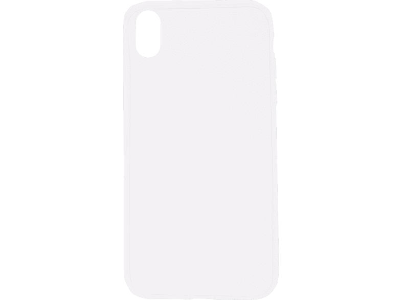 V-DESIGN PIC 199 Backcover Apple iPhone XR Thermoplastisches Polyurethan Transparent