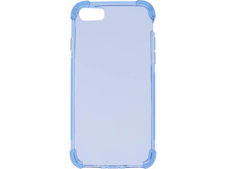 V-DESIGN ASV 027 , Backcover, Apple, iPhone 8/7, Thermoplastisches Polyurethan, Dunkelblau
