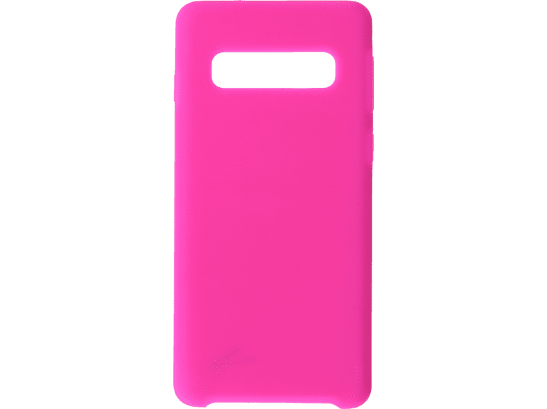V-DESIGN PSC 080 Backcover Samsung Galaxy S10 Thermoplastisches Polyurethan Pink
