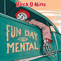 Buck-O-Nine - Fundaymental (ltd rotes Vinyl) [Vinyl]