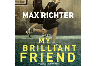Max Richter - My Brilliant Friend CD