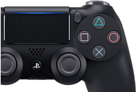 SONY PlayStation 4 Wireless Dualshock 4 Redesigned , Controller, Jet Black