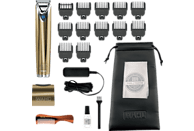 WAHL Stainless Steel Gold Barttrimmer