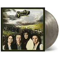 Smokie - CHANGING ALL THE TIME (EXPANDED/LTD TRANSPARENT) [Vinyl]