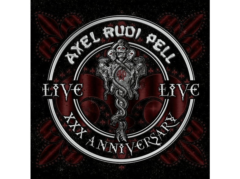 Axel Rudi Pell - XXX Anniversary Live Box Set [LP + Bonus-CD]