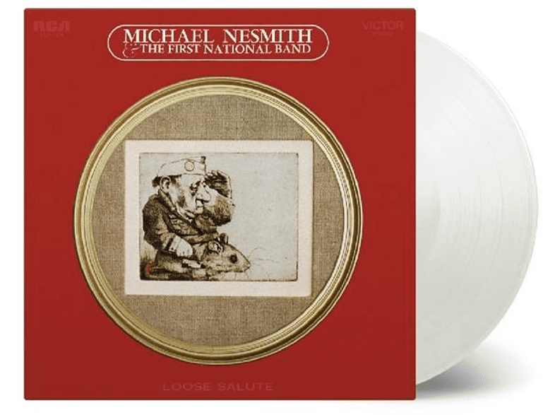 Michael & The First National Band Nesmith - Loose Salute (ltd transparentes Vinyl) [Vinyl]