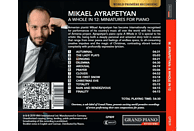 Mikael Ayrapetyan - A Whole in 12: Miniatures for Piano [CD]