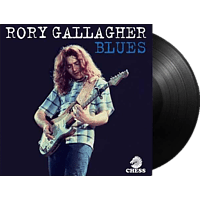 Rory Gallagher - Blues (2LP) [CD]
