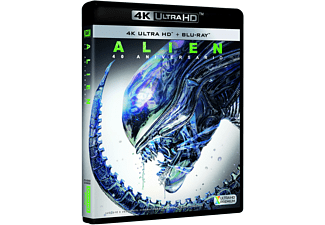 Alien - 4k UHD + Blu-ray