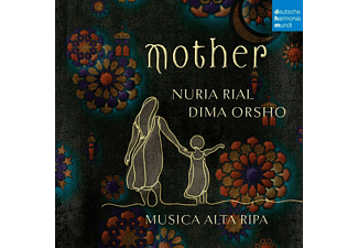 Dima Orsho, Núria Rial, Musica Alta Ripa - Mother - (CD)