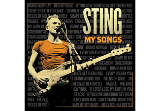 Sting - My Songs (Deluxe Edition) (CD)