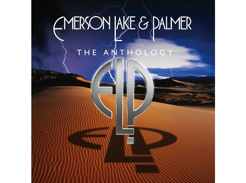 Emerson, Lake & Palmer - THE ANTHOLOGY [Vinyl]