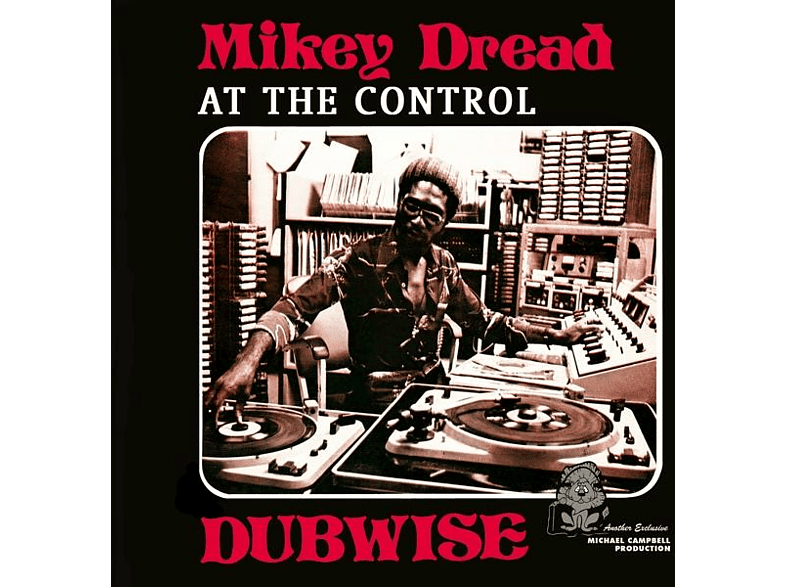 Mikey Dread - At The Control Dubwise [Vinyl]