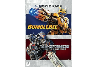 Transformers 1-5 - Bumblebee Box | DVD