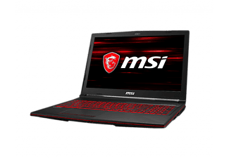 "Portátil gaming - MSI GL63 8SD-270XES 15.6"", Intel®Core™ i7-8750H+HM370, 16 GB, 512GB SSD, GTX1660Ti"