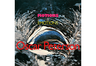 Oscar Peterson - Motions & Emotions CD