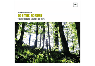 Nicola Conte Presents Cosmic Forest CD