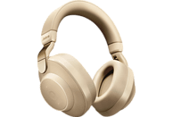 JABRA Elite 85h, Over-ear Kopfhörer Bluetooth Gold/Beige