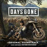 Nathan Whitehead - Days Gone/OST [CD]