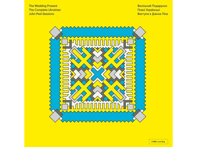 The Wedding Present - The Complete Ukrainian Peel Sessions (Remastered) [CD + DVD Video]