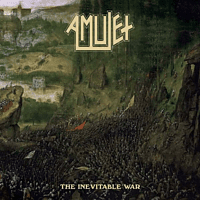 Amulet - The Inevitable War (Ltd.Digipak) [CD]