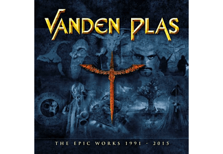 Vanden Plas - The Epic Works 1991-2015 (11CD Box Set) - (CD)