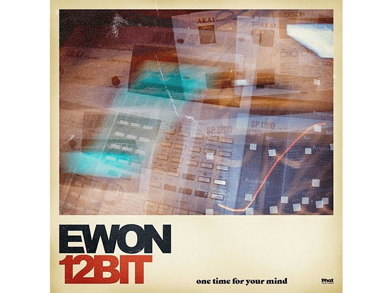 Ewon12bit - One Time For Your Mind [Vinyl]