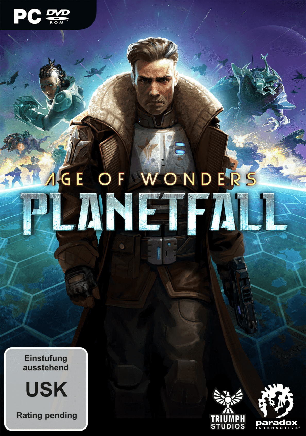 Age of Wonders: Planetfall Day One Edition für PC