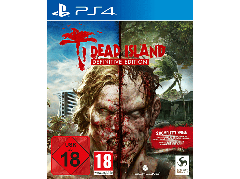 Dead Island Definitive Edition Collection [PlayStation 4]