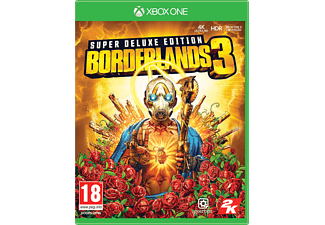Borderlands 3 Super Deluxe Edition NL/FR Xbox One
