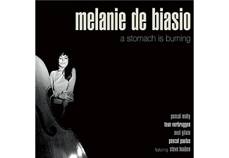 Melanie De Biasio - A Stomach Is Burning - (Vinyl)