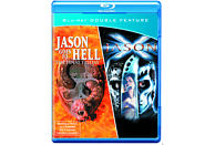 JASON GOES TO HELL & JASON X [Blu-ray]