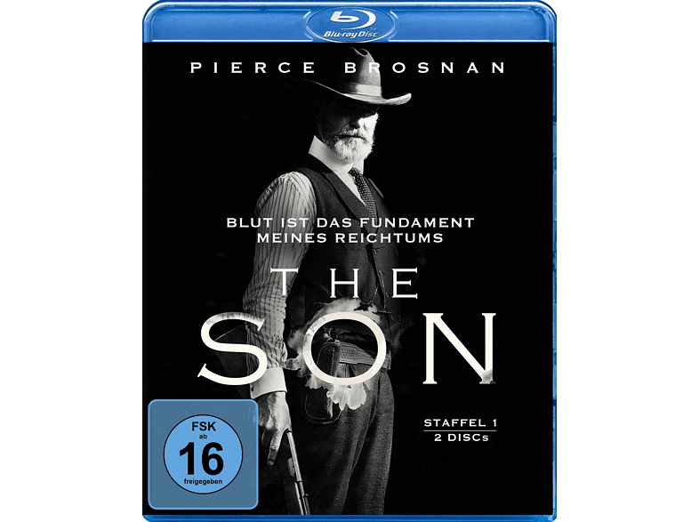 THE SON - 1.STAFFEL [Blu-ray]