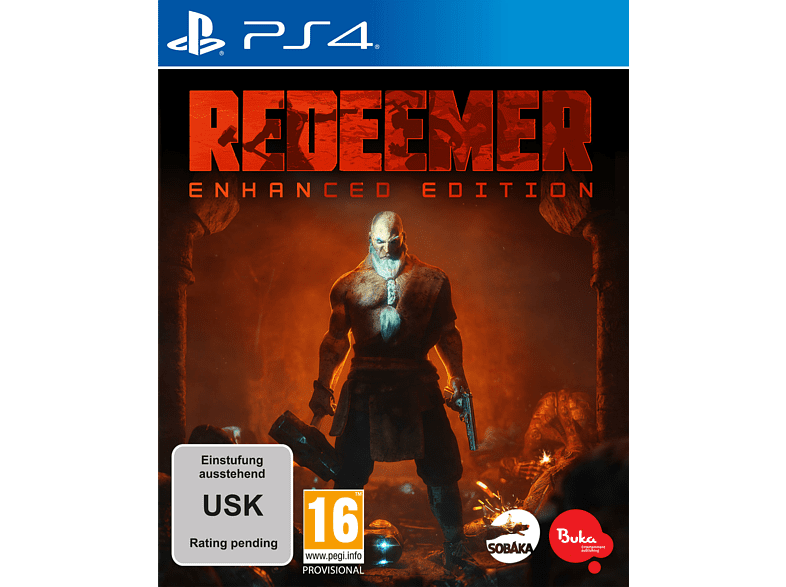 PS4 REDEEMER: ENHANCED EDITION [PlayStation 4]