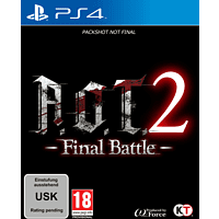 PS4 A.O.T. 2: FINAL BATTLE [PlayStation 4]