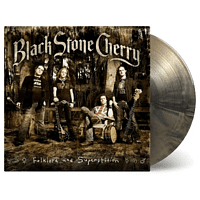 Black Stone Cherry - Folklore And Superstition (ltd gold/black Vinyl) [Vinyl]