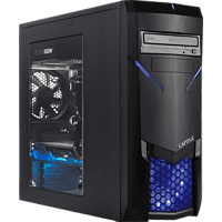 CAPTIVA Captiva Highend Gaming I49-242, Gaming PC mit Core™ i7 Prozessor, 16 GB RAM, 240 GB SSD, 1 TB HDD, RTX 2070, 8 GB