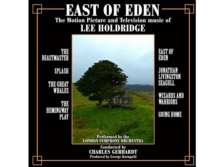 Holdridge Lee - East Of Eden: The Motion Picture And Television Mu [CD]