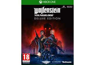 Wolfenstein: Youngblood Deluxe Edition NL/FR Xbox One